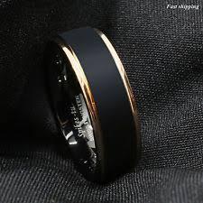 Tungsten Carbide Mens Wedding Rings by Mens Wedding Rings Ebay