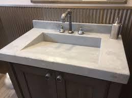 vanities mcgregor designs u2013 decorative high performance concrete