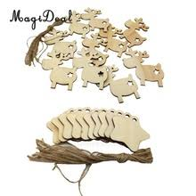 Hanging Decorations For Home Popular Wood Christmas Decoration Buy Cheap Wood Christmas