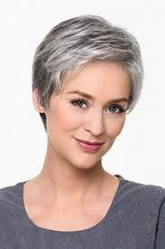 short hairstyles for seniors with grey hair hairstyles for gray hair without looking old short hairstyles 2018