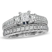 zales wedding rings sheffield theda bridal sets princess cut and princess