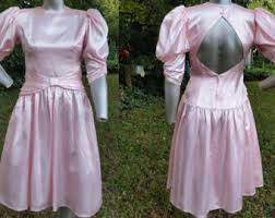 80s Prom Dress 80s Prom Dress Etsy