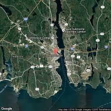 Mohegan Sun Map Beaches In And Near New London Connecticut Getaway Usa