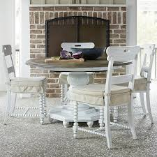 paula deen by universal dogwood 5 piece dining set with kitchen