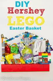 Diy Easter Basket Diy Lego Easter Basket Idea