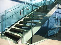 free modern glass staircase stock photo freeimages com
