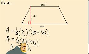 Area Of A Parallelogram Worksheet 11 2 Day 1 Areas Of Triangles Trapezoids And Rhombi Youtube