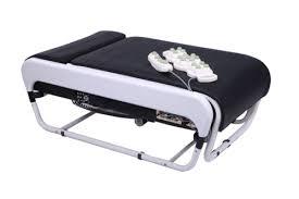 jade stone black u0026white korean jade thermal massage bed usage