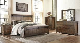 lakeleigh panel bedroom set bedroom sets bedroom furniture