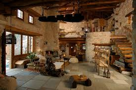 traditional stone house for a way of life u201csimple and necessary