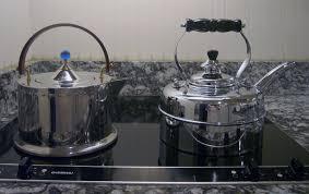 sur la table tea kettle a proper bostonian the new simplex kettle