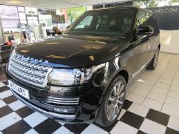 range rover sunroof used land rover range rover 3 0 tdv6 vogue se panoramic sunroof