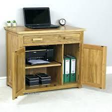 Hide Away Computer Desk Discrete Computer Desk Amusing Home Office Desk White