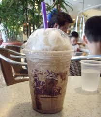 Coffee Bean Blended coffee bean mocha mudslide blended coffee gourmet coffee