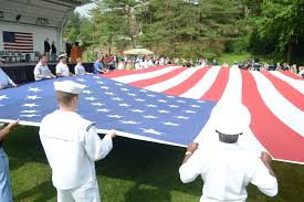 Why Is The American Flag Red White And Blue Red White U0026 Blue Salute To Veterans Annual Event Celebrates