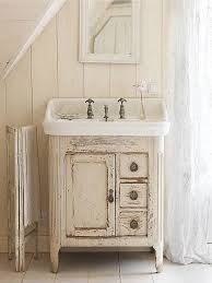 Rustic White Cabinets Bathroom Cabinets Rustic Vanity Mirror Distressed White Bathroom