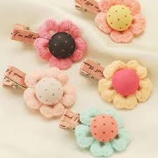 baby hair clip candy color baby hair girl hairpins wilt lace flower