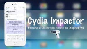 cydia android the process of cydia impactor for android ios