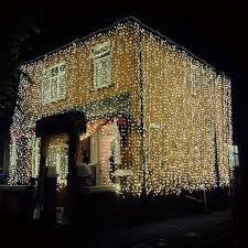 awesome idea waterfall christmas lights imposing decoration led