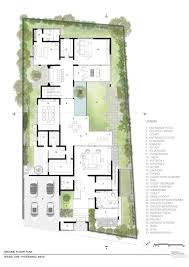 Ground Floor Plan Gallery Of House 1058 Khosla Associates 10