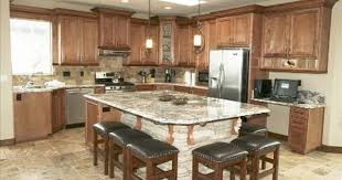 granite island kitchen lincoln city house rental fully equipped gourmet kitchen with a