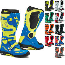 short motocross boots tcx comp evo michelin motocross boots christmas gifts for bikers