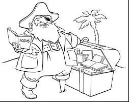 pirate coloring book pages ninja colouring free printable ship
