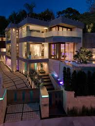 Ultra Luxury Mansion House Plans by Modern Homes Los Angeles Comprehensive Modern Homes Los Angeles