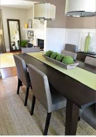 modern dining table centerpieces 25 dining table centerpiece ideas mirror centerpiece