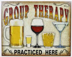 martini bar sign group therapy practice here tin metal sign beer bar alcohol wine