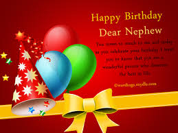 Wedding Wishes Nephew Nephew Birthday Messages Happy Birthday Wishes For Nephew