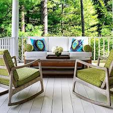 modern porch bench design ideas