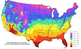 temperature map weather history weather org