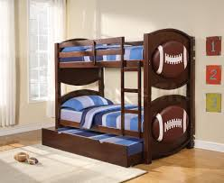 Football Swivel Chair by All Star Football Twin Bunk Bed With Trundle Loft Bunk Beds Af