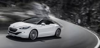 peugeot sport car 2013 peugeot rcz sport and gt with official launch