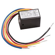 multi voltage conventional relays smoke detector relays system
