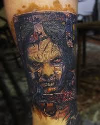 ghost tattoos 13 ghost jackal tattoo by fwa www serenityink414 com milwaukee