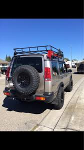 land rover discovery off road tires 2001 land rover discovery 2 part 2 overland bound community