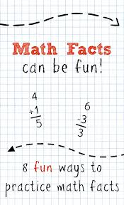 math facts math facts math strategies for fantastic learning