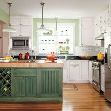 green kitchen islands 26 brave green kitchen islands voqalmedia