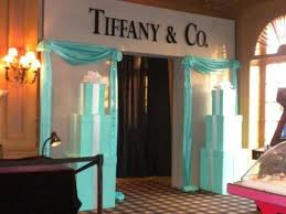 Tiffany Color Party Decorations 412 Best Tiffany Blue Party Ideas Images On Pinterest