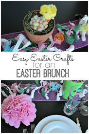easter crafts using items from the dollar tree