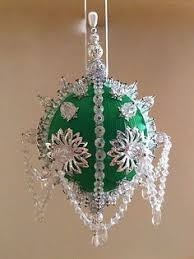 easy beaded ornaments kits designer and