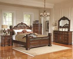Bedroom Furniture Cherry Wood by Brown Wood Bedroom Furniture Furniturest Net