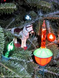 vintage tree ornaments for and nostalgia the