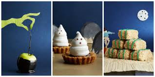 Scary Outdoor Halloween Decorations by 50 Homemade Halloween Treats Easy Halloween Dessert Recipes