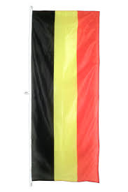 Hanging A Flag Vertically Belgium Vertical Hanging Flag 80 X 200 Cm