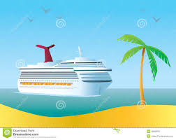 cruise ship royalty free stock image image 18665876
