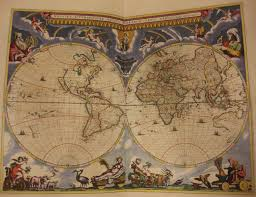 Ancient World Map by Class Notes Mapping The Globe From Ancient Times To Google Maps