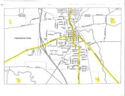 Crime Mapping Com Crime Prevention Fredericktown Police Department